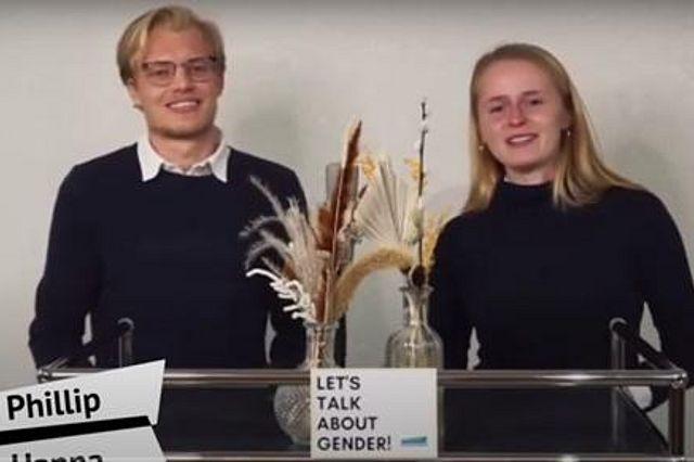 Hanna Haver-Rassfeld und Philipp Dittrich