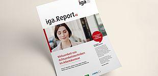 Aktueller iga.Report unter Federführung des IGVF-Teams