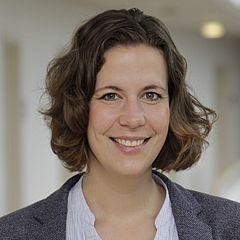 Rebecca Palm, Studiengangsverantwortliche Pflegewissenschaft Master of Science an der Uni Witten/Herdecke