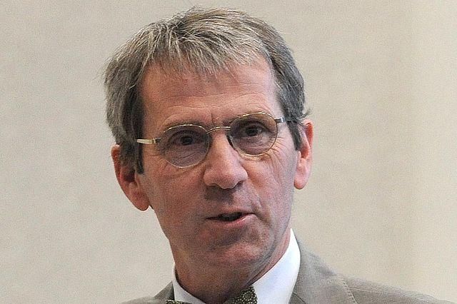 UW/H-Präsident Prof. Martin Butzlaff