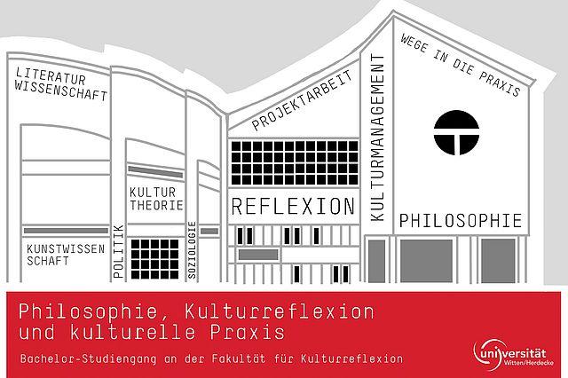 """Bachelorstudiengang """"Philosophie, Kulturreflexion und kulturelle Praxis"""""""