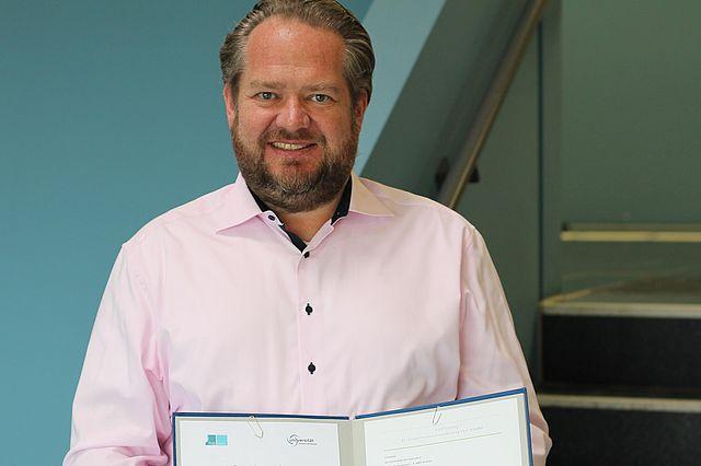 Prof. Dr. Christian Timmreck (Foto: HS Gesundheit/ck)