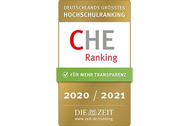 CHE Ranking Wirtschaft 2020/21