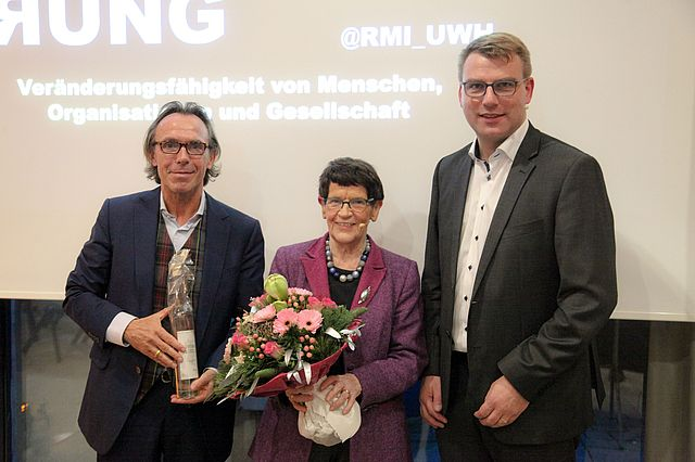 Thomas Druyen, Rita Süssmuth und Guido Möllering