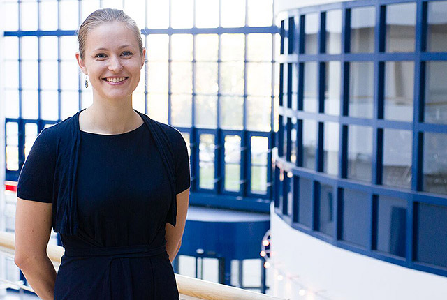Levka Dahmen, economics and medical student