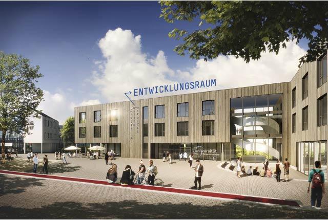 Zukunftsraum Campus